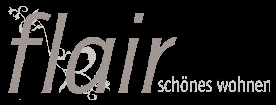 Logo Flair - Schönes Wohnen
